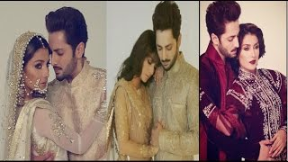 Ayeza Khan & Danish Taimoor  Latest Couple video - must watch