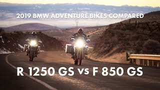 BMW's R 1250 GS or F 850 GS : Which is the better adventure bike?