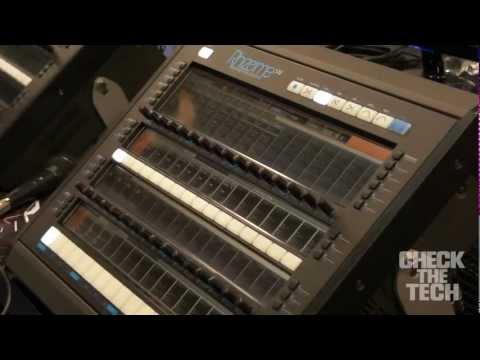 Episode 001C: Rhizome SXE Workstation - Nicolas Piau at NAMM 2012