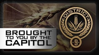 DISTRICT 9 - A Message From The Capitol - The Hunger Games: Catching Fire (2013)