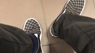Shoeplay Stream: Wearing my dark argyle socks playing some games or whatever :P