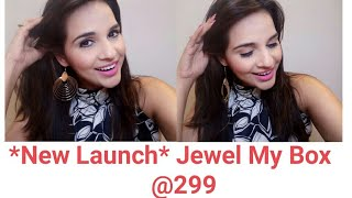 First on YouTube | *New* Jewel My Box April 2018 | Unboxing & Review | Look Book | Giveaway Open
