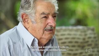 Conversa com Bial   - Pepe Mujica