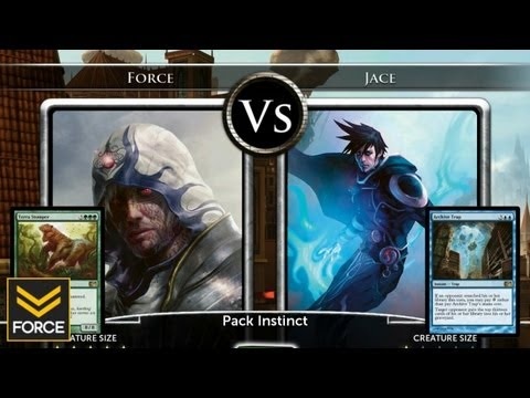 MTG 2013: Jace REVENGE - Duels of the Planeswalkers (Gameplay)