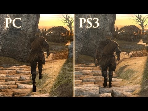 Dark Souls 2 Ps3 vs