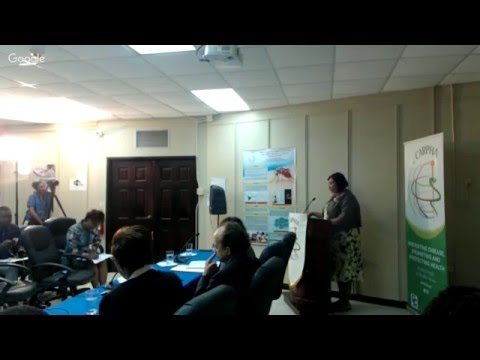 CARPHA  Media Conference on Zika Virus