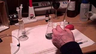 MT140 Preparing the hydrogen peroxide solution