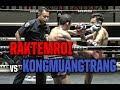 Muay Thai - Raktemroi vs Kongmuangtrang (รักเต็มร้อย vs ก้องเมืองตรัง),Lumpinee St, Bangkok,20.3.18.