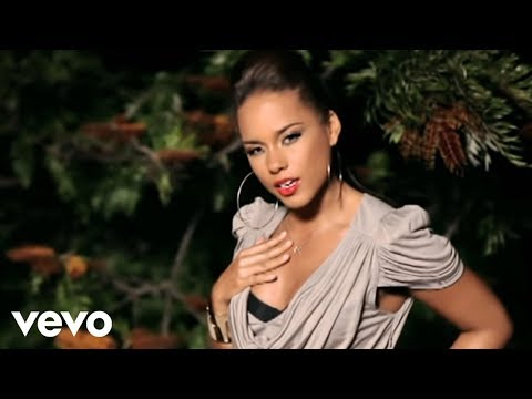 Alicia Keys - Un-thinkable (I'm Ready) klip izle