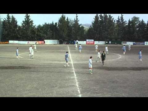 bellissimo gol di Rocco D'Amico  in Pietragalla-Miglionico