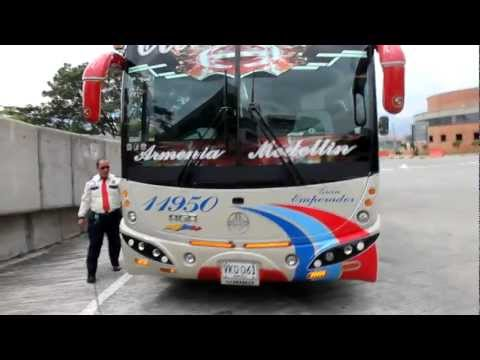 Flota Occidental 11950 - Autobuses de Colombia.