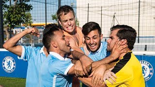 Best Soccer Celebrations | Anwar Jibawi
