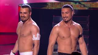 Britain's Got Talent 2019 Live Semi-Finals Night 2 The Vardanyan Brothers Full Clip S13E11