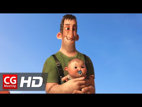CGI Animated Short Film HD: Daddy Cool Short Film  Zoé GUILLET, Maryka LAUDET, Camille JALABERT