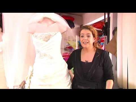Elaboración de vestidos para boda