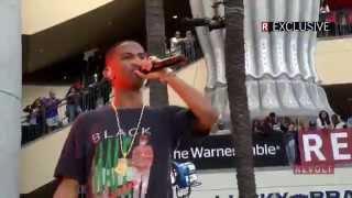 Big Sean Video - Big Sean Performing 'Blessings' on 'REVOLT Live'