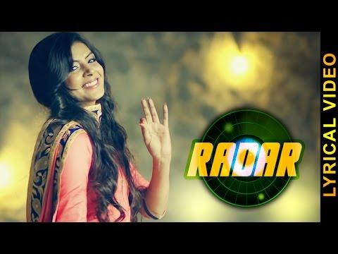 RADAR || NAV DHILLON || LYRICAL VIDEO || New Punjabi Songs 2016