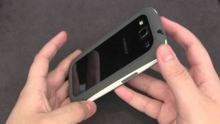 Spigen / SGP Ultra Bumper Lumi Series case for Samsung Galaxy S3