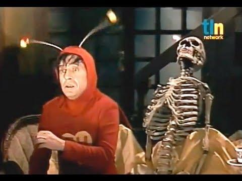Chapolin - Em Casa de Fantasmas até os Mortos se Assustam (TLN)