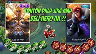 USER FIGHTER WAJIB NONTON !! JANGAN SAMPAI NYESAL SALAH BELI HERO