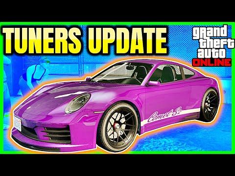 Los Santos Tuners Update : Das ist neu! - GTA 5 Online Deutsch