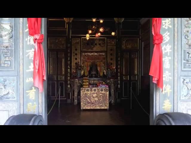 Khoo Kongsi Penang Patron Saint Tai Sai Yah Birthday