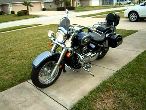 sold suzuki intruder volusia 800 2004 very clean nice. Black Bedroom Furniture Sets. Home Design Ideas