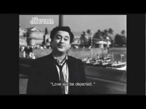 Mere Mehboob Qayamat Hogi - Mr. X in Bombay (1964) Engl. Subtitles.mp4