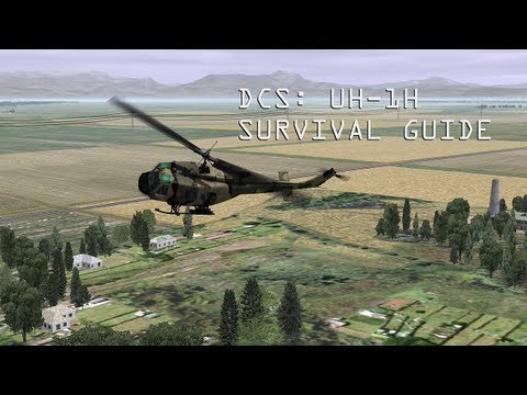 DCS: UH-1H Huey Survival Guide