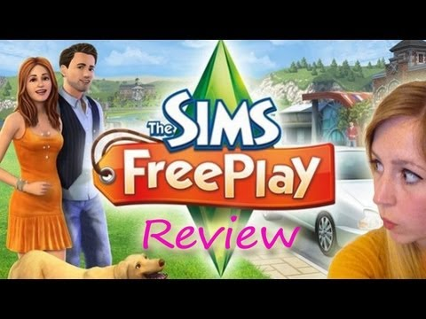 SIMS FREEPLAY REVIEW!!!