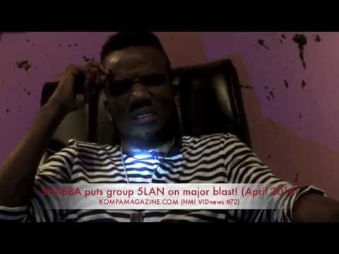 Shabba Puts 5lan On Blast (hmi Vidnews #72) April 2014! video