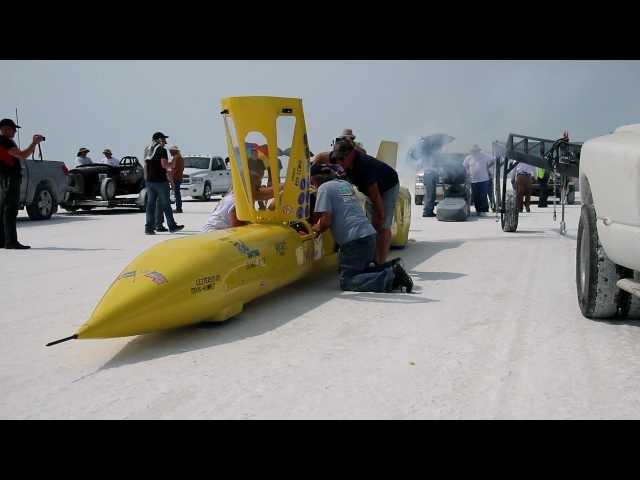 Vid�o Bonneville Speed Week 2012 : La plus grande des �preuves sur lac sal� est sur Moto-Station !