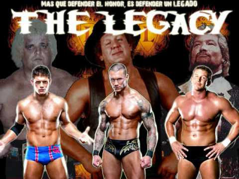 Wwe Legacy Theme Song video
