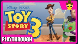 (XBOX 360) TOY STORY 3 -COMPLETE PLAYTHROUGH-