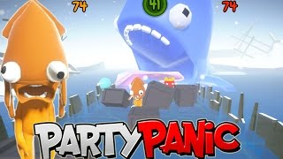 Hilarious Mini Games with Ryan and Dollastic! / Party Panic Game / Gamer Chad Plays