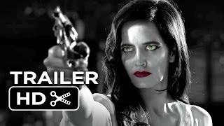 Sin City: A Dame To Kill For TRAILER 1 (2014) - Jessica Alba, Eva Green Movie HD