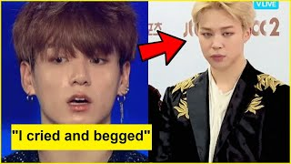 Female KPOP Idol REVEALS Secrets Being With Jungkook? Jimin Accused of ATTACKING Female Idol