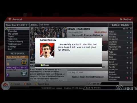 FifaRevolution рада представить вам первый в мире патч для FIFA 12.