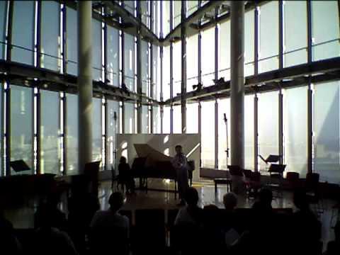 F.ロニョーニ/パレストリーナ作曲《丘や野は春の装い》によるディミニューション 野ション 検索動画 21
