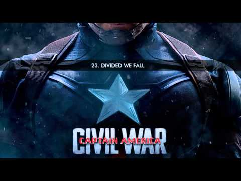 Divided We Fall [HQ] (Extended Theme) - Captain America: Civil War Soundtrack