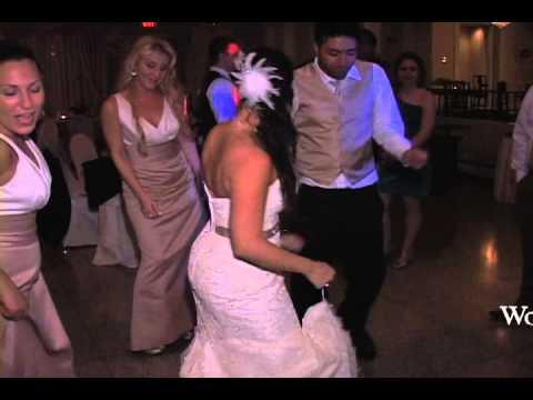 The Wedding Wobble