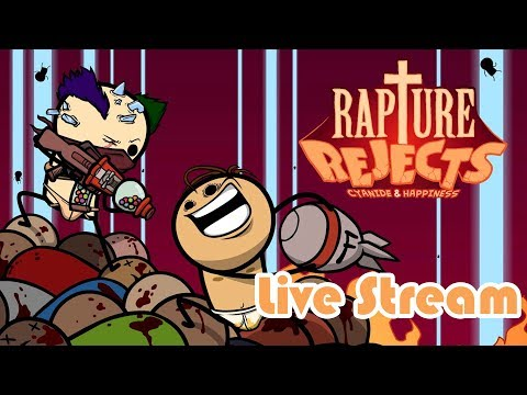 Rapture Rejects - Gameplay Part 2 - Humble Bundle Early Unlock - Live Stream MP3