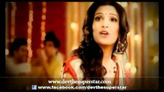 Dev-Subhasree in VIVEL AD with KKR Players [DTS Special]