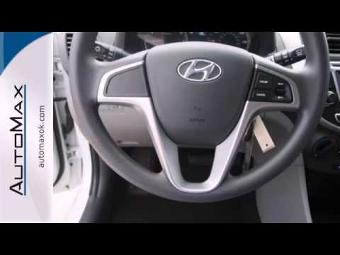 2014 Hyundai Accent Oklahoma City OK Edmond, OK #Y11600