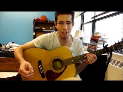 Finally Found You - Guitar Lesson - Enrique Iglesias, Sammy Adams video