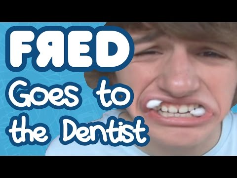 Fred Goes To The Dentist video