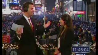 Newsweek&#039;s Jessica Bennett on New Year&#039;s Eve TV with Carson Daly