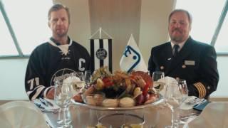 Osallistu kilpailuun – palkintona illallinen Kapteenin pöydässä!