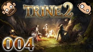 Let's Play Together Trine 2 #004 - Luft in der Buxe [720p] [deutsch]
