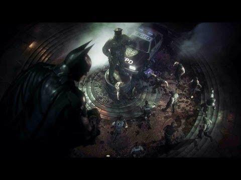 Обзор геймплея Batman: Arkham Knight E3 2014